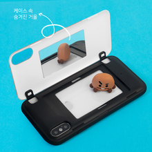 Load image into Gallery viewer, BT21 Official Face Multi Card Bumper Case (For iPhone & Samsung)