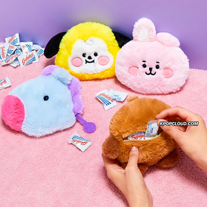 BT21 Official Baby Flat Coin Purse