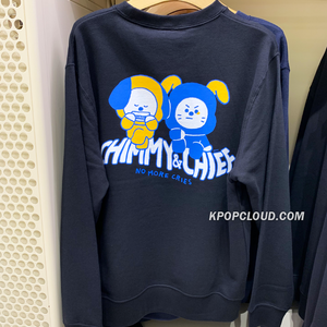 BT21 Official Sweatshirt / Pullover Universe Collection