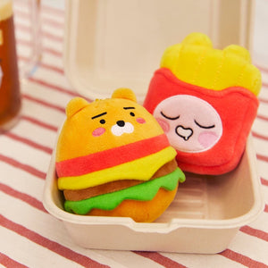 KAKAO FRIENDS - Official Beach Pub Mini Plush Keyring