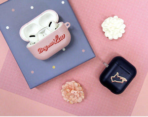 BTS - Official ''Boy With Luv'' Airpods AirPods Pro & Galaxy Buds and Buds Live Case