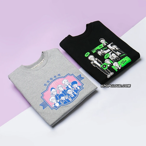 BTS World Official Sweatshirt