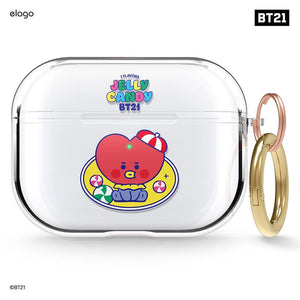 BT21 Official Baby Jelly Candy AirPods PRO