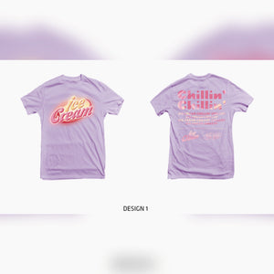 [YG] BLACKPINK ICECREAM T-SHIRTS