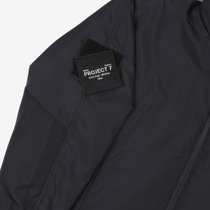 [FILA X BTS] Project 7: Short Padded Jacket (Black)