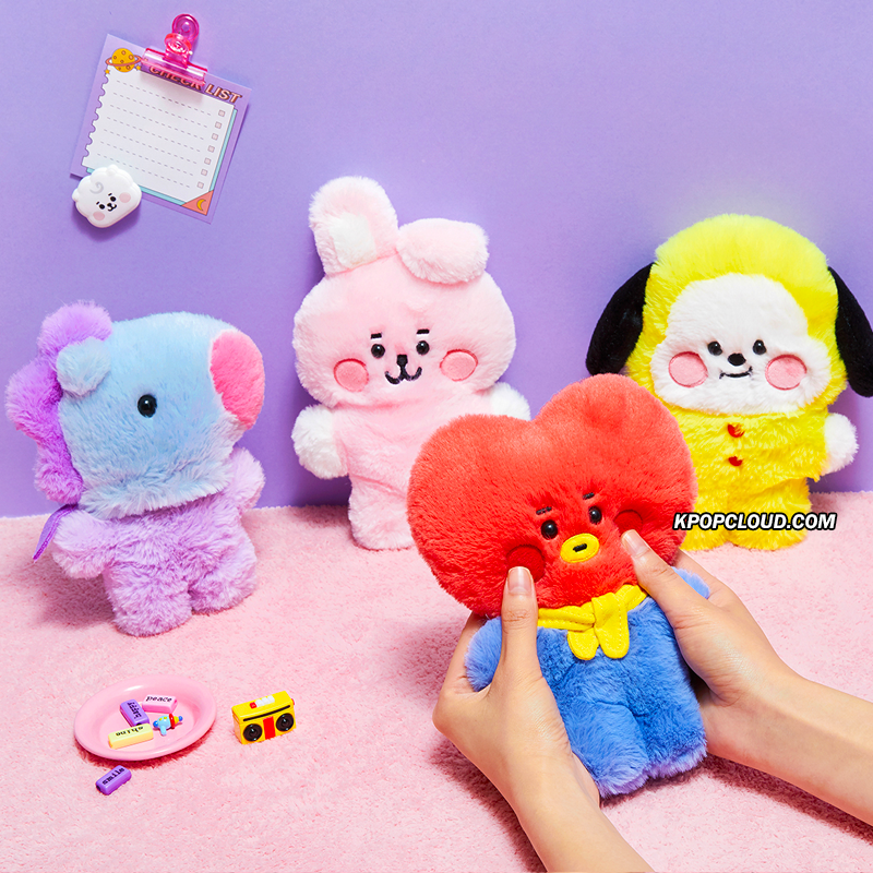 BT21 Official Baby Standing Doll