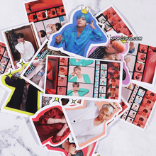 Load image into Gallery viewer, BTS STATIONARY DECORATION STICKERS