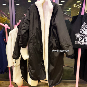BTS OFFICIAL HOUSE OF BTS SEOUL MD – Reversible Coat