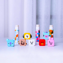 Load image into Gallery viewer, BT21 Official Figure Lip Balm
