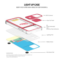 Load image into Gallery viewer, BTS ''Boy With Luv'' Light Up Case for iPhone and Galaxy