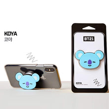 Load image into Gallery viewer, [BT21] Griptok Phone Stand / Safe Grip / Magnetic