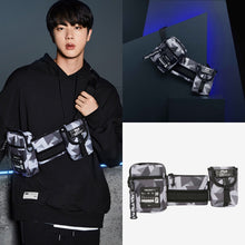 Load image into Gallery viewer, [FILA X BTS] Project 7: 3 Pocket Hipsack (2 colors)
