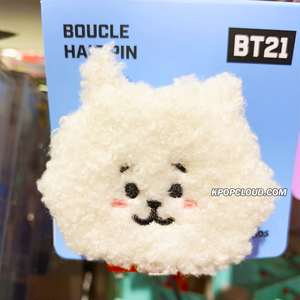 BT21 Official Boucle Hair Pin