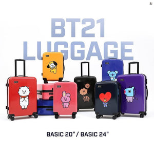 BT21 Luggage Basic Ver. (EXPRESS SHIPPING)