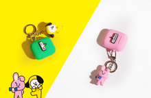 Load image into Gallery viewer, [BT21] Official Keyring Airpods Case