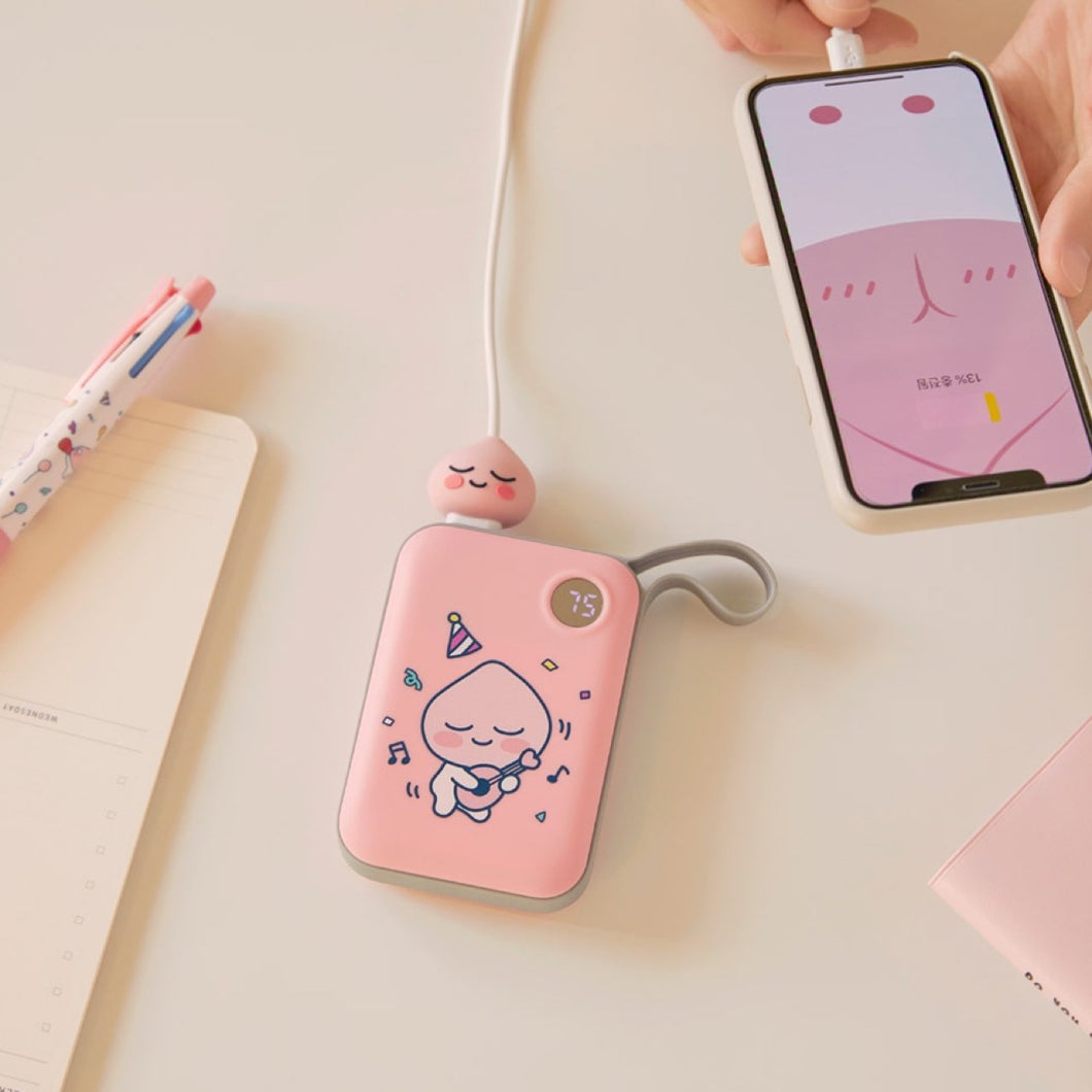[KAKAO FRIENDS] Portable Battery 10,000mAh (Free Express Shipping)