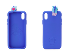 Load image into Gallery viewer, [BT21] Silicone Figure Case for iPhone (Free Shipping)