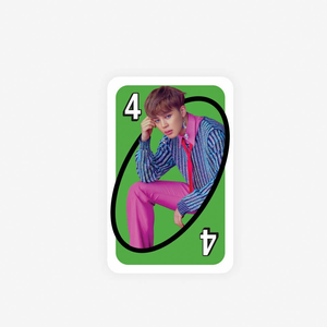 [MATTEL X BTS] Official UNO