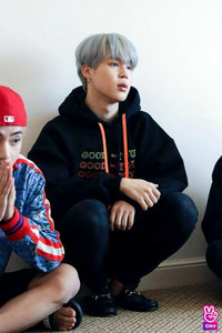 [BTS] Jimin ''Good For You'' Hoodie