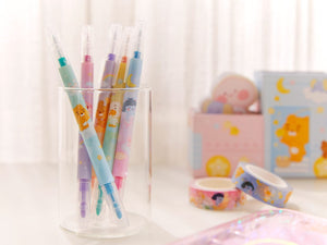 KAKAO FRIENDS - Official Baby Dreaming Deco Twin Pen 5pcs