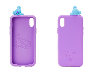 [BT21] Silicone Figure Case for iPhone (Free Shipping)