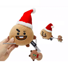 Load image into Gallery viewer, BT21 Official 2019 Winter Season Plush Doll