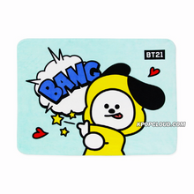 Load image into Gallery viewer, BT21 Official Flannel Fleece Blanket
