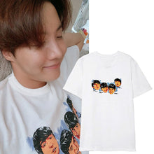 Load image into Gallery viewer, Copy of BTS J-Hope ''The Beatles'' Shirt ver.2
