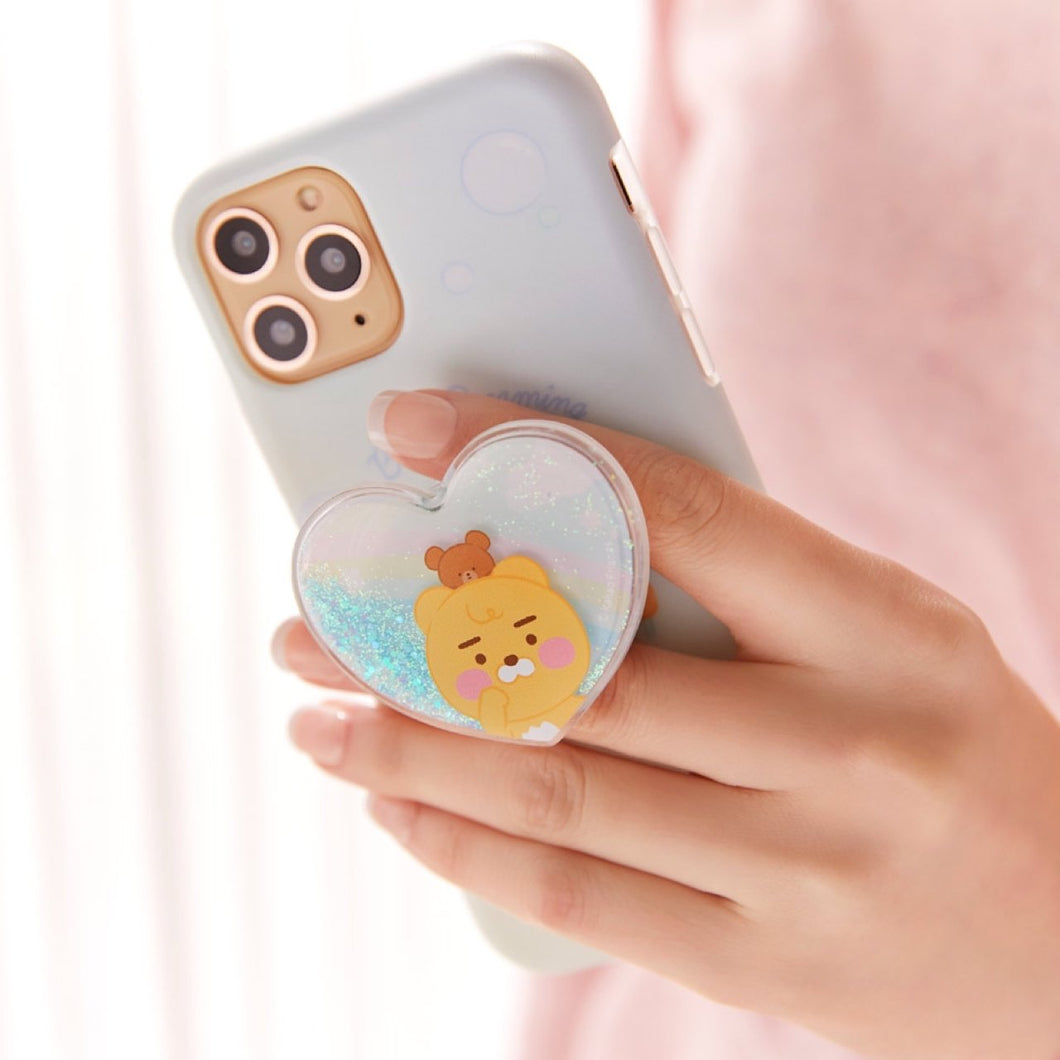 [KAKAO FRIENDS] Baby Dreaming Glitter Phone Grip