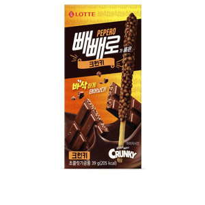 LOTTE Crunky Peppero 39g