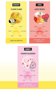 BT21 Official Shea Butter & Macadamia Pure Hand Cream 50ml (Single or SET)