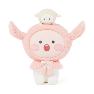 [KAKAO FRIENDS] Lovely Apeach Action Plush Toy