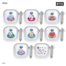 Load image into Gallery viewer, BT21 Official Baby Jelly Candy Galaxy Buds Pro/Live Case