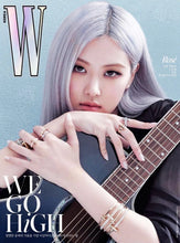 Load image into Gallery viewer, W KOREA MAGAZINE OCT. 2020 BLACKPINK ROSE