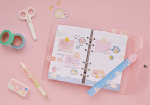 [KAKAO FRIENDS] Ring Binder Diary Cover Type