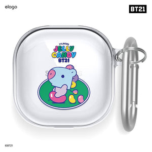 BT21 Official Baby Jelly Candy Galaxy Buds Pro/Live Case