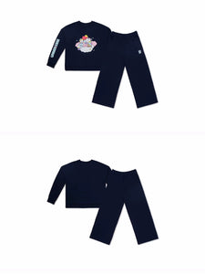 BT21 Official Dream of Baby Winter Pajama Set (2 Types)