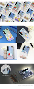 [BT21] PASTEL CITY GRAPHIC LIGHT UP CASE (HYBRID) FOR IPHONE