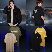 Load image into Gallery viewer, [FILA X BTS] Project 7: T-Shirt (4 colors)