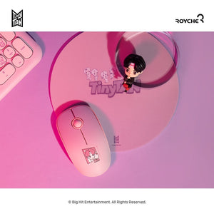 BTS TinyTAN Official Silent Mouse