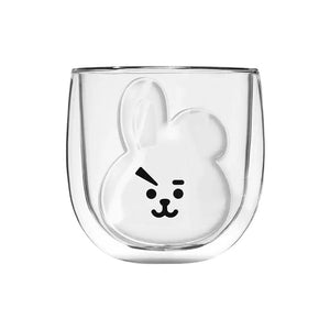 BT21 Glass Cup