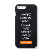 Load image into Gallery viewer, [BT21] Official Fennec Lettering iPhone Case