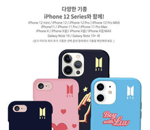 Load image into Gallery viewer, BTS - Official ''Boy With Luv'' Dual Guard Case for iPhone and Galaxy