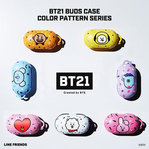 [BT21] Buds Case Pattern Series for Samsung Galaxy Buds