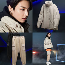 Load image into Gallery viewer, [FILA X BTS] Project 7: Cargo Jogger Trousers (3 colors)