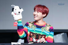 Load image into Gallery viewer, [BTS] J-Hope ''DNA'' Rainbow Sweater