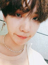 Load image into Gallery viewer, [BTS] Yoongi Earrings (Pair)