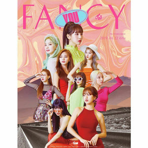 TWICE - Fancy You (You Can Choose Ver + Free Shipping)