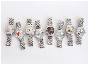 [BT21] OST Silver Metal Watch Ver.1