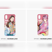 Load image into Gallery viewer, [YG] BLACKPINK ICECREAM iPHONE HARD CASE